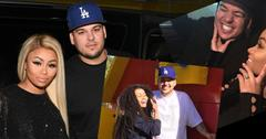 Rob Kardashian Blac Chyna Relationship Timeline Engagement Dating