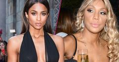 Tamar Braxton And Ciara Feuding Diss