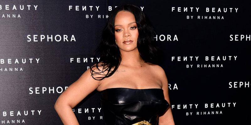 Rihanna Speaks Out About Weight Gain PP
