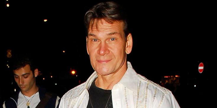 MORE PATRICK SWAYZE ARCHIVE MATERIAL