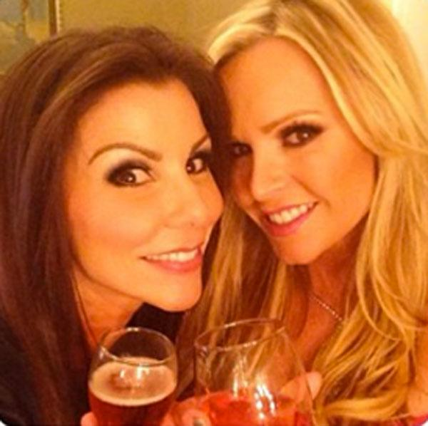 Heather Dubrow and Tamra Barney Instagram