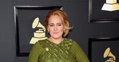 Adele Shows Off Toned Figure In Activewear Ensemble