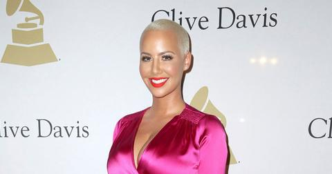 Amber Rose On Red Carpet Plastic Surgery