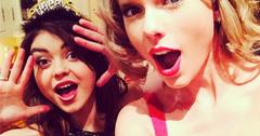 Sarah Hyland Taylor Swift