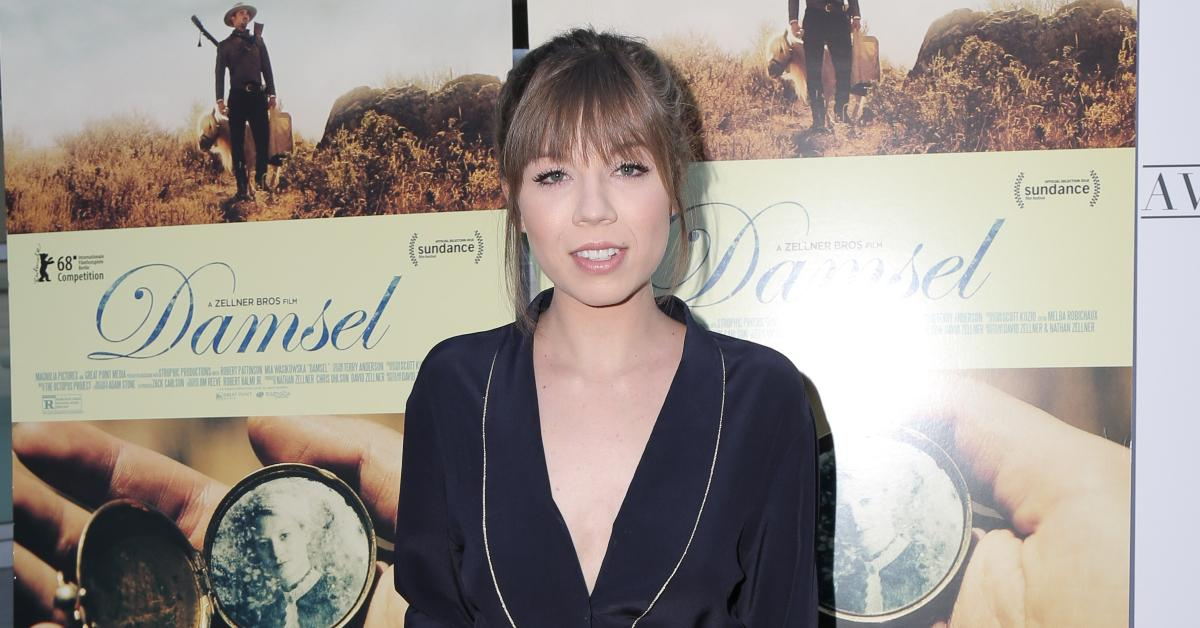 jennette mccurdy quit acting resent career icarly reboot