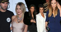 Kardashians shunning brody jenner girlfriend