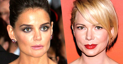 Michelle williams katie holmes showdown la PP SL