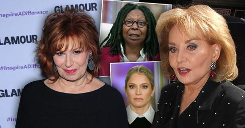 'The View' At War Over How To Honor Barbara Walters When She Dies