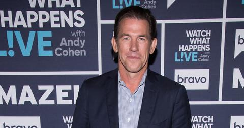 Thomas Ravenel Ashley Jacobs cheated