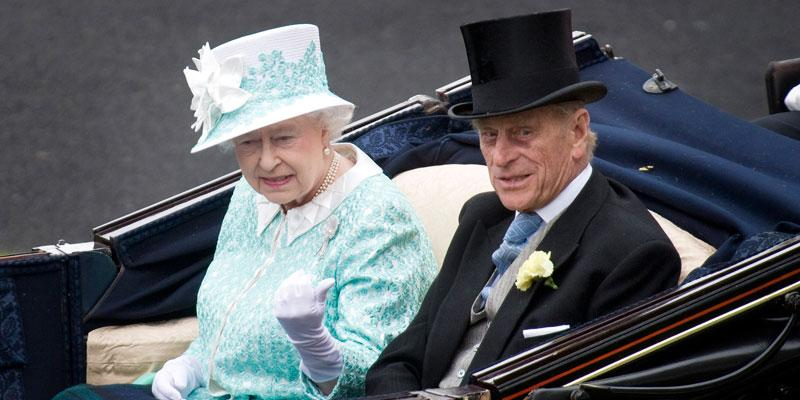 Prince Philip Attend Royal Wedding Health PP
