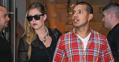 Celebrity Sightings In New York – September 13, 2015