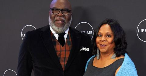 t.d. jakes marriage anniversary