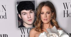 Inset of Goody Grace, Red Carpet Kate Beckinsale Wearing Off The Shoulder Dress