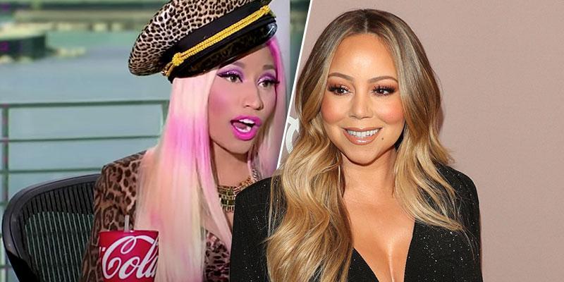 Mariah Carey Erases Nicki Minaj & 'Idol' Experience From Her Book