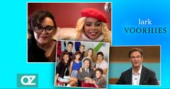 THE DR. OZ SHOW: SAVED BY THE BELL REBOOTED: WHY LARK VOORHIES SAYS DR. OZ HELPED HER GET BACK ON THE SHOW