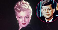 Marilyn Monroe Once Wiretapped By FBI & CIA Over JFK Affair
