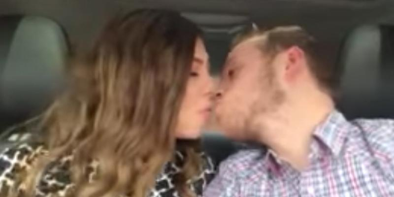 Josiah duggar lauren pda video honeymoon hero