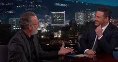 Jimmy Kimmel Tom Hanks