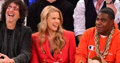 Tracy morgan knicks opener post pic