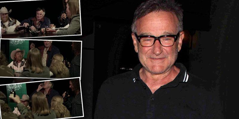 Robin Williams Suicide Addiction ok