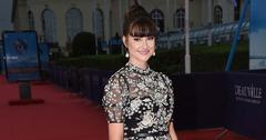 Shailene woodley lace black dress adrift premiere main