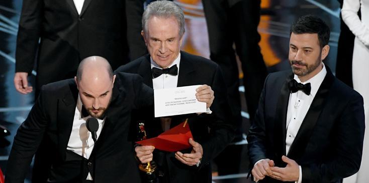89th Annual Academy Awards – Show