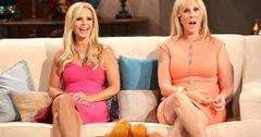 Tamra and Vicki on the RHOC reunion