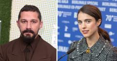 margaret qualley splits from shia lebeouf pp