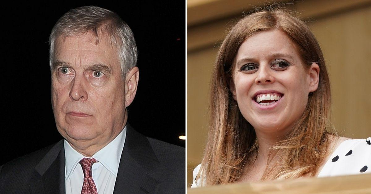 prince andrew may leave balmoral to be there for pregnant daughter princess beatrice virginia giuffre serve lawsuit papers