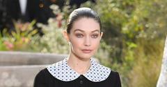 Gigi Hadid & More Stun At The Chanel Fashion Show In Paris