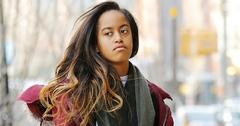 Malia Obama Life in and Out of the White House new york city work