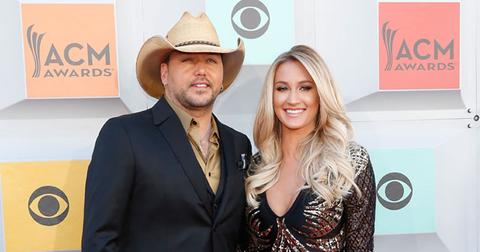Jason aldean wife brittany questions letting son play dolls pp