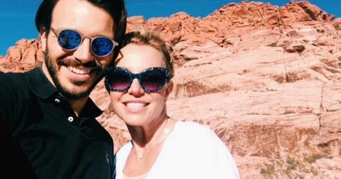 Britney spears charlie ebersol pp