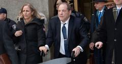 Harvey Weinstein Files Appeal, Wants To Reverse Verdict In Rape Case