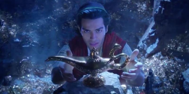 Aladdin Trailer Will Smith 2019