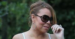 Mariah Carey in St Tropez