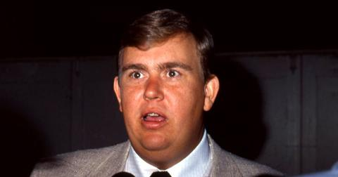 John Candy Smoked Pack Cigarettes A Day Heart Attack Death