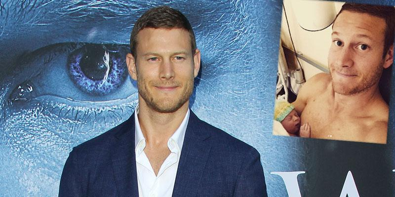 game of thrones tom hopper daughter skin to skin contact pic pp
