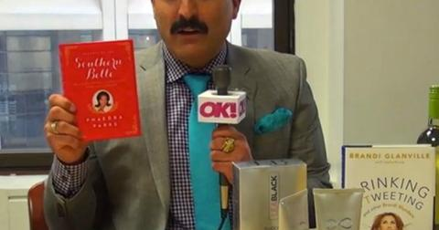 Reza Farahan Reviews Products from The Real Housewives