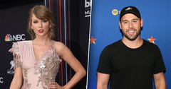 Taylor Swift & Scooter Braun