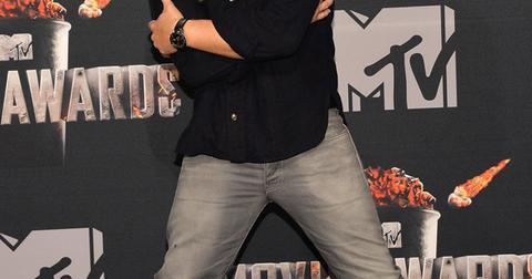 2014 MTV Movie Awards – Press Room