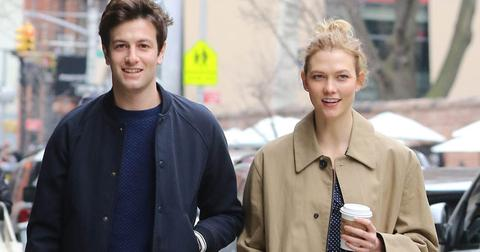 karlie kloss and joshua kushner header