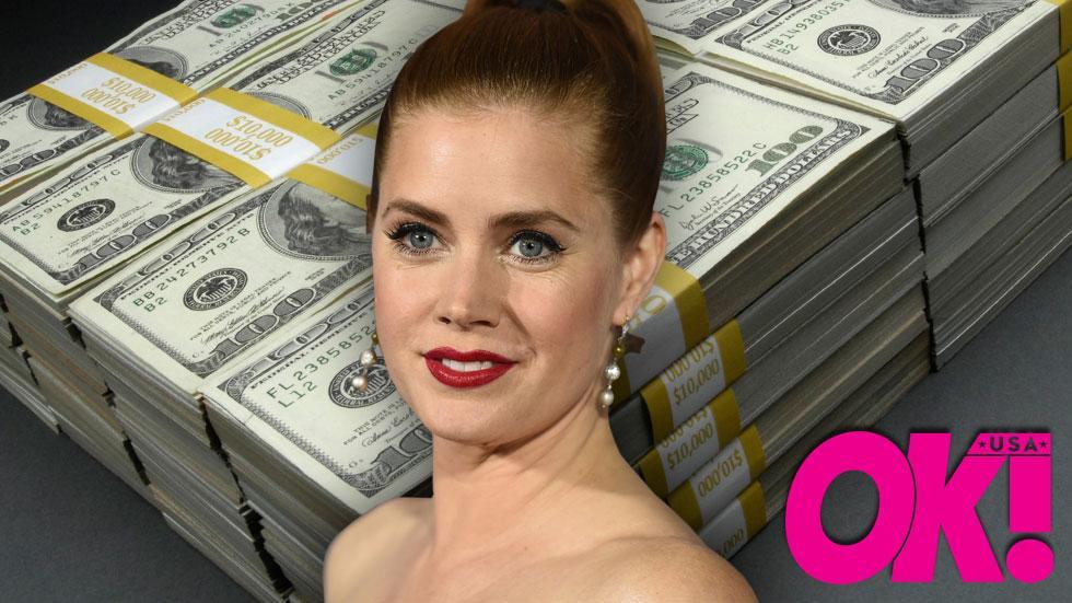 Amy adams net worth
