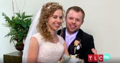 John david duggar married wedding details podcast pp
