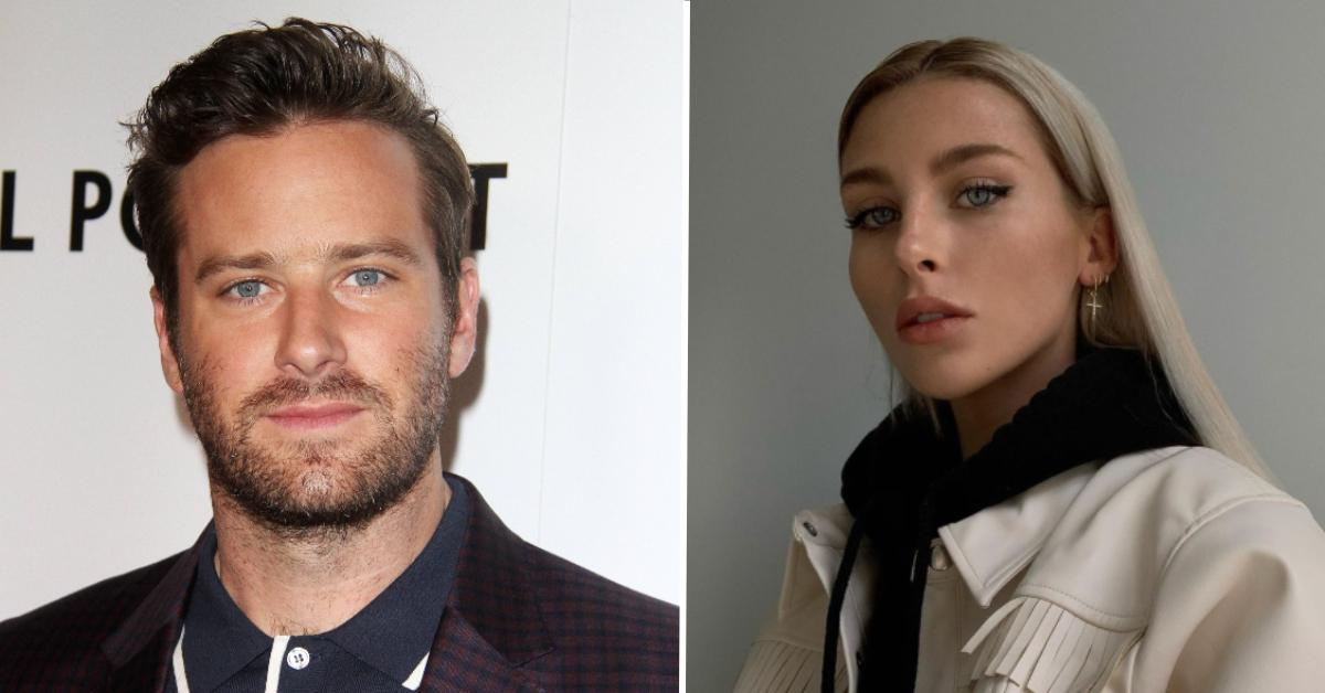 'He Wanted To Find A Doctor To Remove My Ribs': Armie Hammer's Ex-Girlfriend Paige Lorenze Tells All About His Sick Fantasy