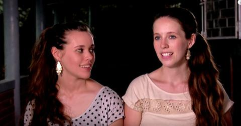 Duggar daughters photo fans freaking out pp