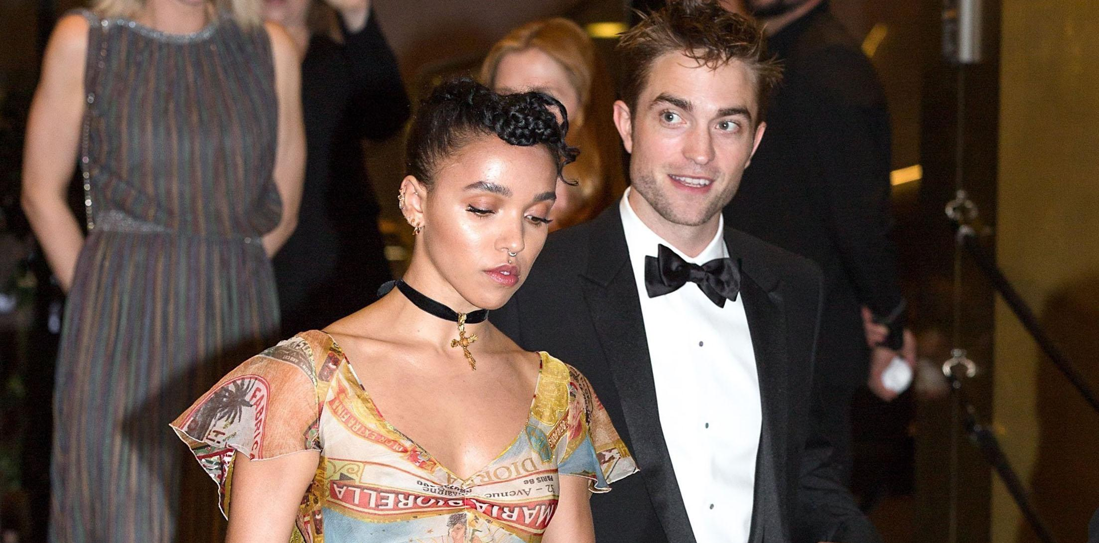 Robert Pattinson and FKA Twigs still going strong in Cannes