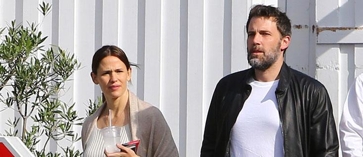 Jennifer Garner Files Divorce
