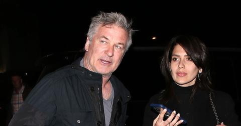 Alec Baldwin Tells Hilaria Troll To 'Go F*ck Yourself' Amid Identity Scandal