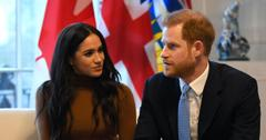 prince harry meghan markle archewell website pf